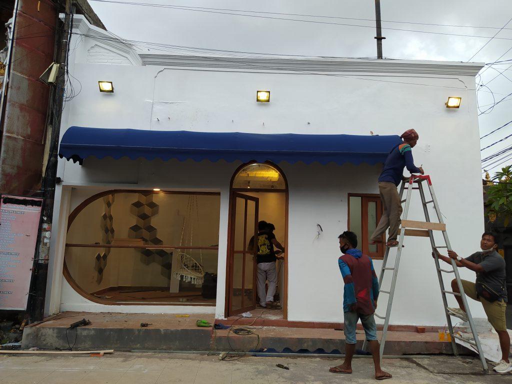 contractor at bali