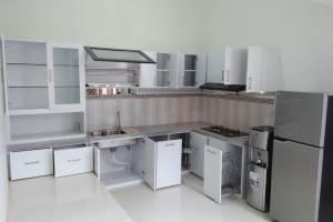 Kitchen Set Aluminium Bali